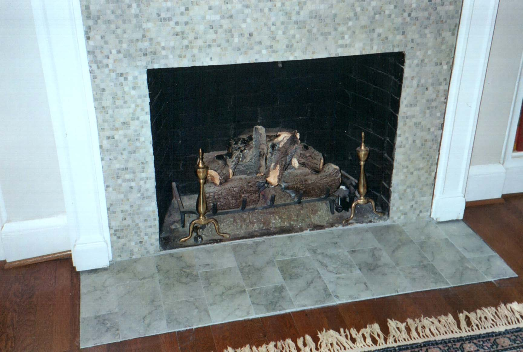 Fireplace / Hearth | KeanyTile.com
